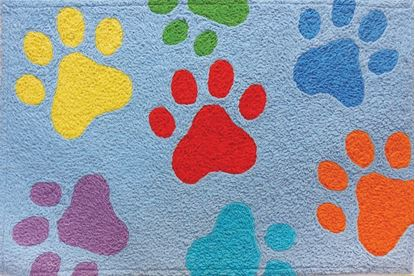 Picture of Colorful Paws