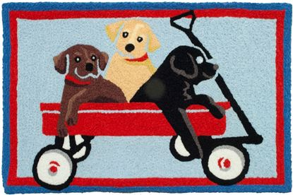 Picture of Puppy Wagon