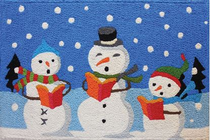 Picture of Caroling Snowman