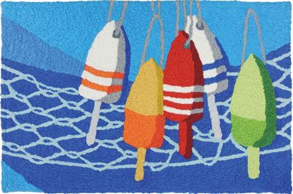 Picture of Bouys And Net