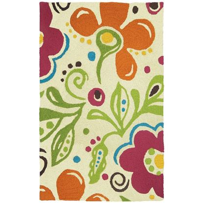 """Picture of Fab Floral - 58"""" X 78"""""""