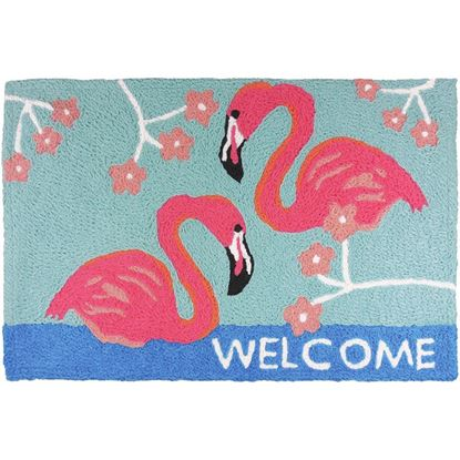 Picture of FLAMINGO WELCOME
