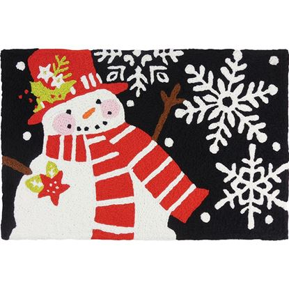 Picture of Happy Holiday Snowman